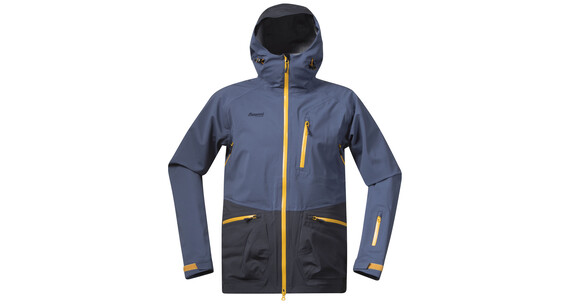 Bergans M's Myrkdalen Jacket Dusty Blue/Night Blue/Desert Sun